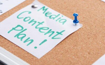 Social Media Planning for 2022